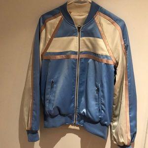 PAM&GELA double-sided track jacket